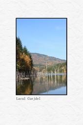 Lacul Cuejdel - Judetul Neamt