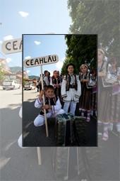 Festivalul International de Folclor - Zilele Ceahlaului - august 2013