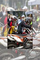 Hard Enduro Piatra Neamt 2013 - Prima zi