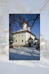 Viziteaza Manastirile din Neamt iarna