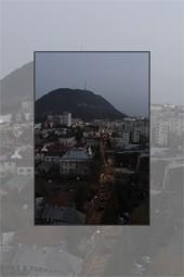 Piatra Neamt vazut de la inaltime 2013