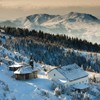 Apus pe Ceahlau iarna 2011