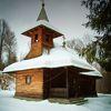 Biserica de lemn de la manastirea Sihastria