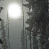 Peisaje de iarna in Ceahlau