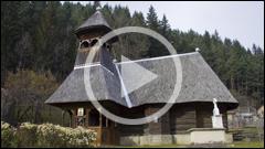 Biserica de Lemn din Farcasa - Judetul Neamt