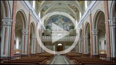Catedrala Catolica din Sabaoani (biserica veche) - Judetul Neamt