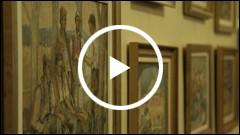 Expozitia retrospectiva Dimitrie Loghin - Piatra Neamt 2013