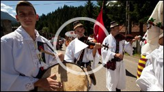 Festivalul International de Folclor - Zilele Ceahlaului august 2013