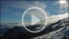 Peisaje de Iarna pe Ceahlau