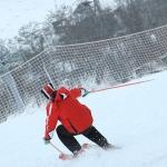 Bucurie pe partia de ski de la Piatra-Neamt