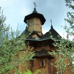 Drumetie de la Manastirea Agapia la Schitul Agapia Veche
