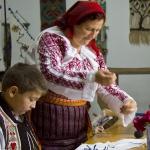 Maria Robu –  mester popular din Sabaoani, judetul Neamt