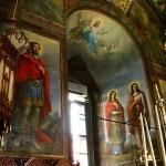 Picturile lui Nicolae Grigorescu la Manastirea Agapia
