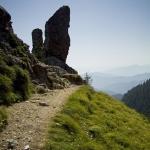 Traseu in Masivul Ceahlau: Durau – Fantanele – Toaca – Dochia