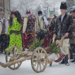 Plugusorul si Plugul Flacailor – traditii in noaptea de revelion in Neamt