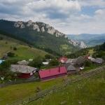 Bârnadu – satul dintre munţi