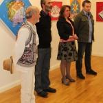 Vernisaj expoziție de pictură naivă Gheorghe Ciobanu – Muzeul de Artă Piatra Neamț