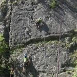 Alpinism și escaladă montană în Neamț
