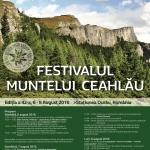 FESTIVALUL MUNTELUI CEAHLĂU, 6-8 august 2016, Staţiunea Durău, România