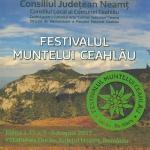 FESTIVALUL MUNTELUI CEAHLĂU, 5-6 august 2017, Staţiunea Durău, România