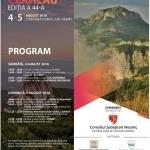 Festivalul Muntelui Ceahlău, 4 – 5 august 2018, ediția a 44 –a