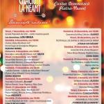 TÂRGUL DE CRĂCIUN LA NEAMŢ: Program 14-16 decembrie 2018