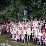 Jocul căiuților din Borlești, județul Neamț