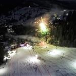 Serbările zăpezii continuă pe pârtia Durău Park