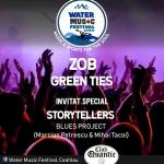 Turneul de promovare Water Music Festival, 6 aprilie