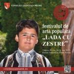 """""""Lada cu zestre"""" – Ediția a XIV-a, 24 –26 mai 2019"""