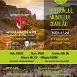 În curând, Festivalul Muntelui Ceahlău, 3 – 4 august 2019, ediția a-45-a
