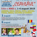 """Spectacol de gală – Ansamblul """"Maria Tănase"""" – la finalul Festivalului Internațional de Folclor """"Ceahlăul"""", ediția a XXII-a"""""""