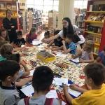 Club de lectură pentru copii, la Biblioteca Județeană