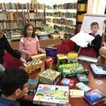 Ateliere de jocuri logico-educative la Biblioteca Județeană
