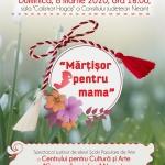 Recital dedicat mamei și mărțișorului