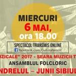 "Concert extraordinar transmis online-  ""VACANŢE MUZICALE"" 2017"