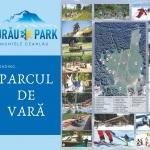 Durău Park: Iarna – pârtie de schi, vara – parc de distracție