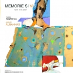 """Expoziție de pictură """"MEMORIE ȘI VIS"""" – Ammar Alnahhas și Farouk Alnahhas"""