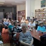 Biblioteca Județeană sărbătorește Ziua Internațională a Persoanelor Vârstnice