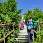 Traficul greu s-a mutat la munte, pe vârful Toaca din Masivul Ceahlău