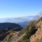 Vârful Toaca – Scara care urcă la cer