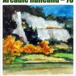 Expoziție aniversară Arcadie Răileanu #70 la Biblioteca Județeană