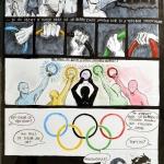 Biblioteca Județeană, parteneră la Olimpiada de Benzi Desenate