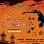 """Eternul Eminescu, proiect cultural-artistic- Centrul pentru Cultură şi Arte """"Carmen Saeculare"""" Neamţ"""
