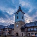 Mănăstirea Neamţ văzută de fotograful Mihail OPRESCU