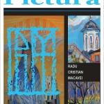 Expoziție de pictură Radu Cristian Macavei, la Biblioteca Județeană