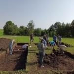 Locuințe preistorice, vechi de peste 6.500 de ani, descoperite în Neamț