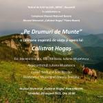 """""""Pe Drumuri de Munte"""": o călătorie inspirată de viața și opera lui Calistrat Hogaș"""