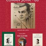 Aniversare Coman Șova – 88, la Biblioteca Județeană