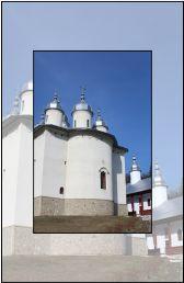 Annunciation at Horaiţa Monastery